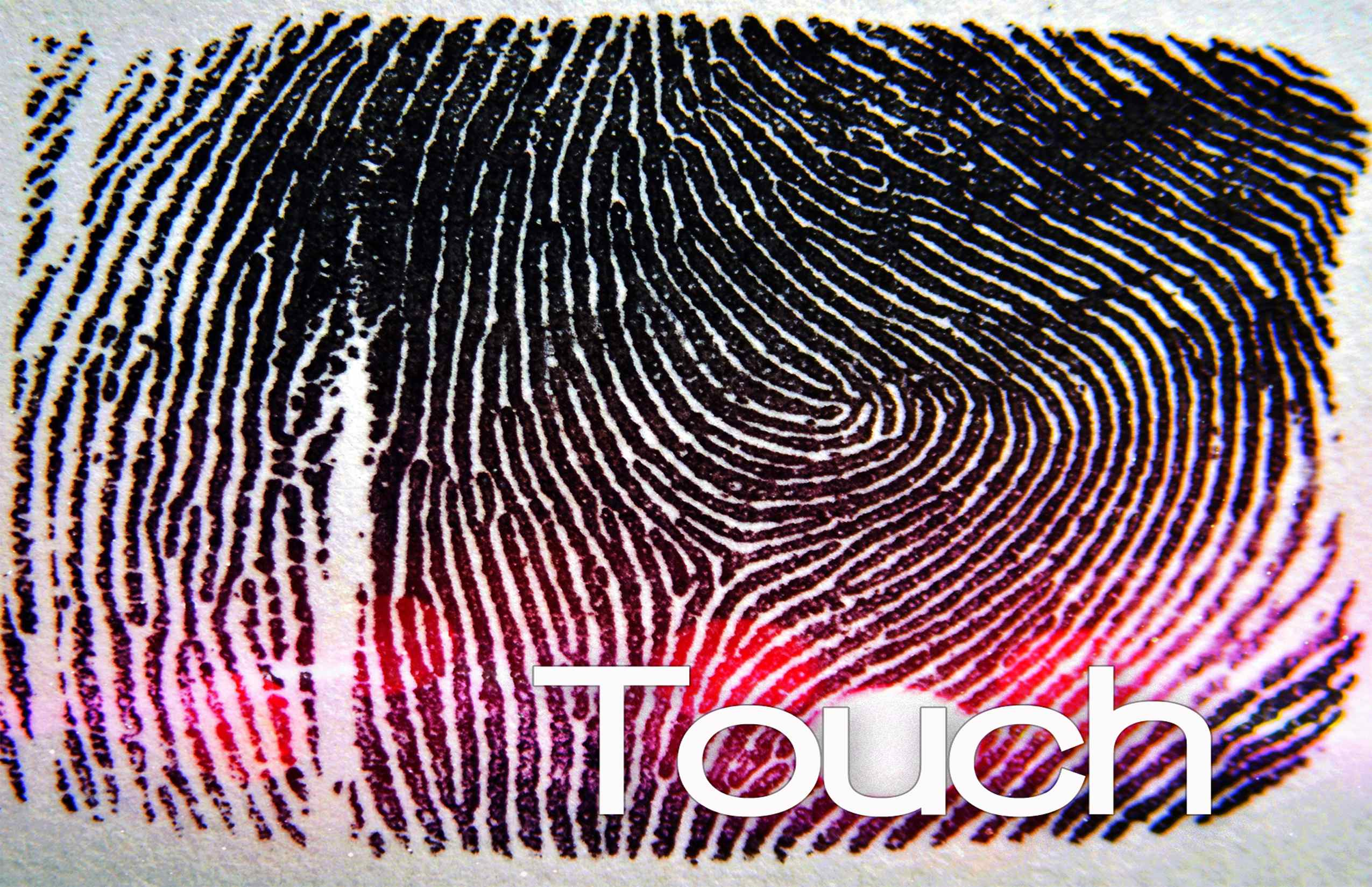 Touch 4x3 - Message series